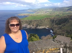 Denise in azores