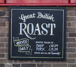 great british roast