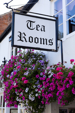 tea rooms