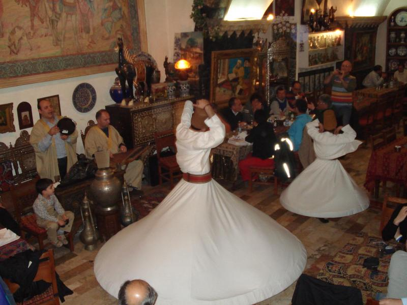 Whirling dervishes turkey