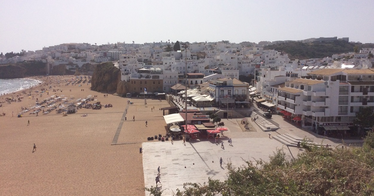 Albufeira, Portugal: Hosted Long Stay in The Algarve - Feb 5, 2017