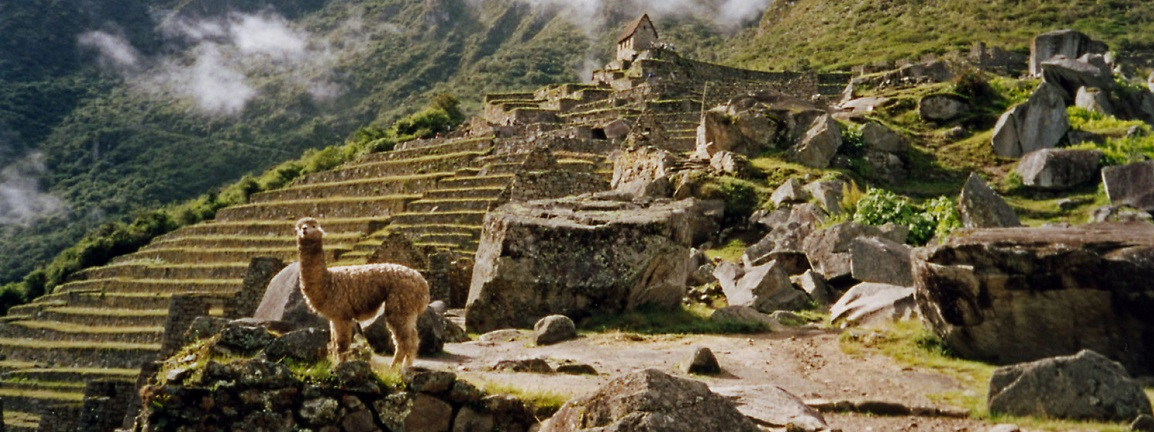 Authentic Peru: Incan byways, the Andes and MACHU PICCHU  Nov 11, 2017