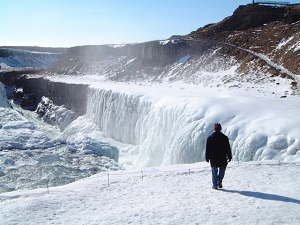 yes tis gulfoss in winter300px