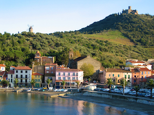 collioure seaside