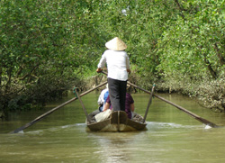 vietnam mekong delta cai be authentic river boat cruise