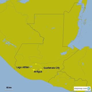 Guatemala Karte.Tours Today S Woman Traveller Kingston Ontario